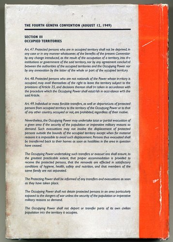 Back cover of et al's Critical Remarks on the National Question