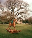 Marcia Farquhar, The Horse is a Noble Animal, image courtesy of the artist and Tatton Park Biennial, photo by Thierry Bal