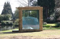 Neville Gabie, A Weight of Ice Carried From the North Pole For You, image courtesy of the artist and Tatton Park Biennial, photo by Thierry Bal