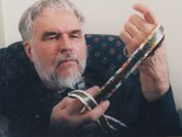 Stan Brakhage, Portrait  	© and courtesy Ben Meade, 1999