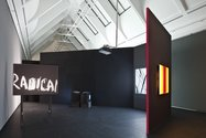 Celluloid: Cameraless Film, exhibition view, Schirn Kunsthalle Frankfurt 2010 © Photograph: Norbert Miguletz