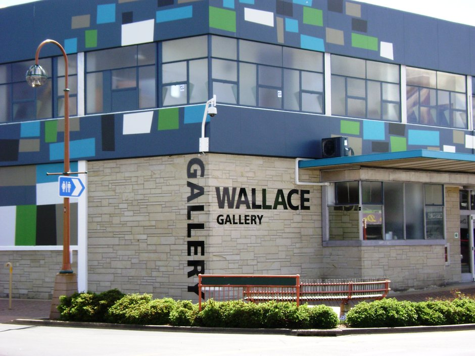 Wallace Gallery in Morrinsville. AA. View Discussion