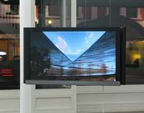 Phil Dadson, Deep Water, 2011, triadic video installation at Starkwhite