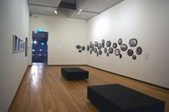 Maiden Aotearoa, installation view, Deane Gallery 2011. Photo: Andrew Beck.