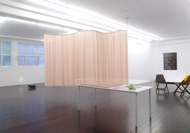 Ruth Buchanan, Furniture, Plan, Rival Brain installed at Hopkinson Cundy