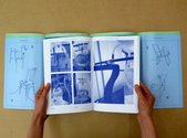 Paul Cullen's five covered book, r/p/m, published by Split/Fountain