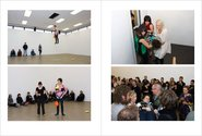 Images from Frankovich's A Plane for Behavers: Performances 1 & 2