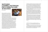 Layout for Jim and Mary Barr's article on Campbell Patterson