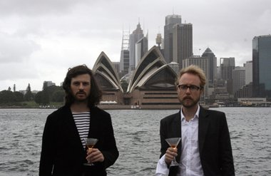 Gregory & Watts, Manhattan Sydney, 2011,Digital video. 6:45 Edition of 5