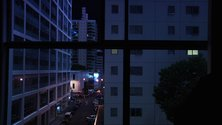 Steven Chow, You leave, I Stay Behind, 2012, film still, dual channel video