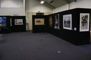 The New Zealand Painting and Printmaking Award 2013 in the Hamilton Garden Pavilion