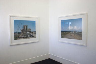 Peter Evans' Zealandia: Views from the Peak? at McNamara Gallery in Whanganui