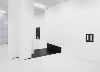 Andrew Beck, Invariances at Galerie Luis Campana