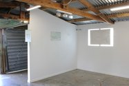 Dan Arps, White Paintings, at Ferarispace