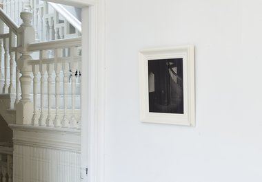 Ben Cauchi, The Waiting Room, 2013, Ambrotype - at Peter McLeavey Gallery
