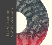 The cover of Lateral Inversions: The Prints of Barry Cleavin