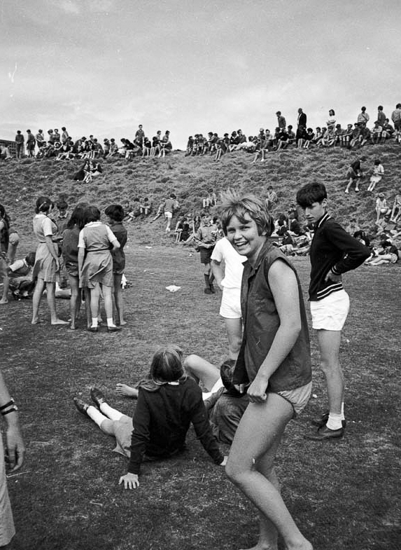 Graham Wilton and Michael Bajko's Onslow College Sports Day 1967 at  Photospace ...