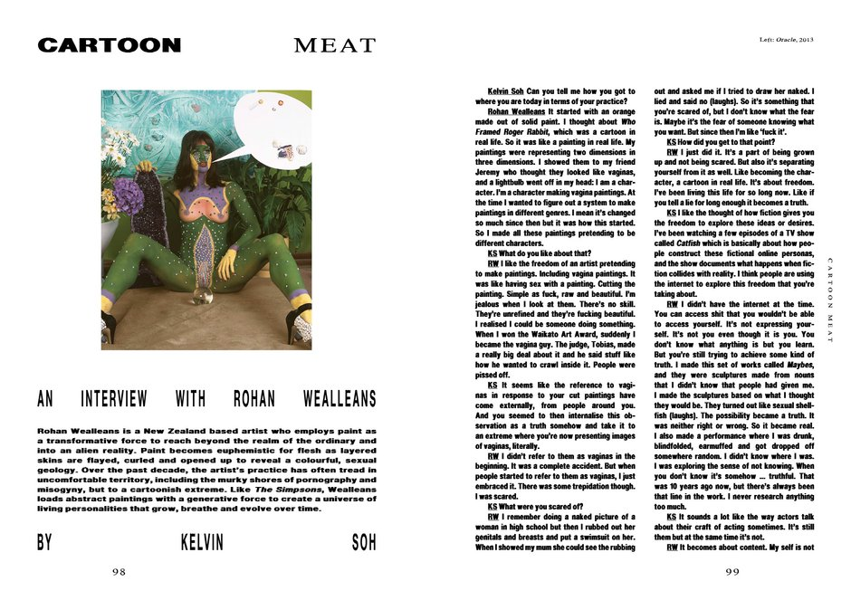 The First Issue of Le Roy – EyeContact