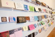 SMALL PRESS. Zines: Self-Publishing from Australasia at Ramp. Detail.