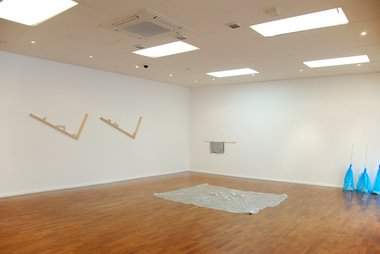 Installation view of House Life at Pilot, Hamilton. Photo: Karl Bayly