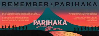 Chris McBride, Remember Parihaka