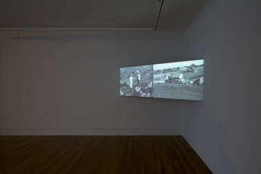 Janine Randerson, Until It Runs Out, 2014, super 16 mm film transferred to HD video