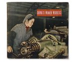 Cover of China's Women Workers (Beijing: Workers Publishing House, 1956), from The Chinese Photobook (Aperture, 2015)