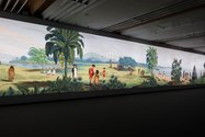 Lisa Reihana, in Pursuit of Venus [infected], 2015, multi-channel video, Auckland Art Gallery Toi o Tāmaki, gift of the Patrons of Auckland Art Gallery. Photo: Jennifer French