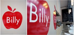 Billy Apple mural at Gala cafe in Mt. Eden. Image courtesy of Over The Net