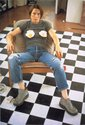 Sarah Lucas, Self Portrait with Fried Eggs, 1996, British Council Collection Copyright Sarah Lucas Courtesy of the artist and Sadie Coles HQ, London