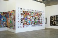 Mark Braunias' Anti-Groovy at Jonathan Smart Gallery
