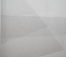 Monique Jansen, A length without breadth, 2016, pencil on paper, 4040 mm x 2970. Courtesy of the artist. Photo: Sam Hartnett