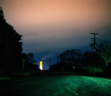 David Cook, Huntly Power station, 2004, from Lake of Coal