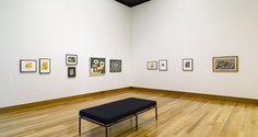 The exhibition in Modern Times as installed at Christchurch Art Gallery Te Puna o Waiwhetu. Photo: John Collie