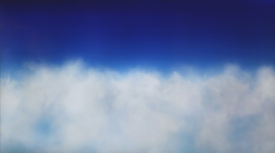 Grant Stevens, Sky, 2016, In Pacific Real Time. Courtesy Of Starkwhite.