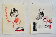 Abigail Jensen, Fruit Salad, from the Feelings Series.