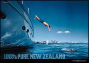 Image from the 100% Pure New Zealand website, used in campaign advertisements.