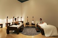 "The Sleeping Project 2000 Mixed media installation Wooden beds, night stands Dimensions variable Installation view at ""Lee Mingwei and His Relations"", Mori Art Museum, Tokyo, 2014 Photo: Yoshitsugu Fuminari, photo courtesy of Mori Art Museum"