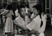 Tom Hutchins, Saturday night dance, Changchun, 1956. Copyright Tom Hutchins Images Ltd