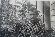 Gordon H. Brown, Colin McCahon , Partridge St, 1968, 2nd set no. 3 printed 2004, Gift of Avenal and John McKinnon, New Zealand Portrait Gallery Collection