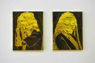 Sam Thomas: Braid 1 (left), Braid 2 (right) (2017),