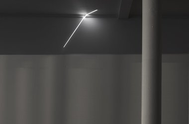 Daniel von Sturmer, Electric Light (facts/figures/starkwhite) as presented at Starkwhite. Detail.