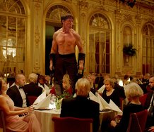 Still from 'The Square'. Director: Ruben Östlund. 2017. Image C/- NZIFF: www.nziff.co.nz