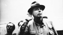 Still from 'Beuys: Art As a Weapon.' Director: Andres Veiel. 2017. Image C/- NZIFF: www.nziff.co.nz