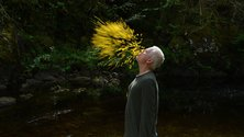 Still from 'Leaning Into the Wind: Andy Goldsworthy.' Director: Thomas Riedelsheimer. 2017. Image C/- NZIFF: www.nziff.co.nz