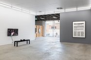 Great Movements of Feeling as installed at Gertrude Contemporary. Photo: Christo Crocker